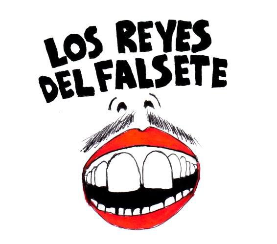 LOS REYES DEL FALSETE