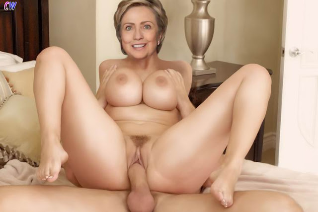 naked sex hillary clinton