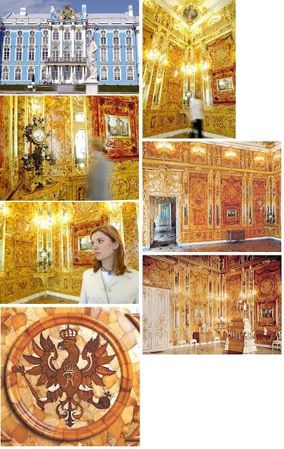 Amber Room, Misteri Rumah Legenda Berlapis Emas