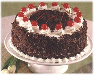 Riley Quinn: Black Forest Cake