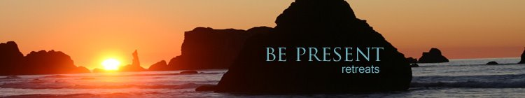 be present retreats