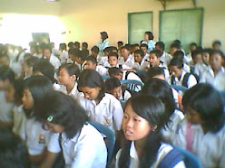 perpisahan kelas IX 2008 / 2009
