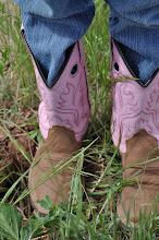 Bubble Gum Boots