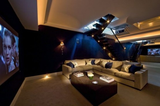decorating home design room ideas cool home theater design ideas