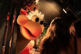 Mercado artesanal de Córdoba: una marioneta