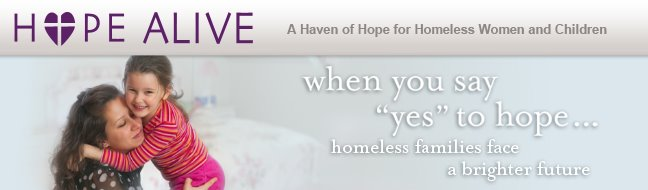 Hope Alive Blog