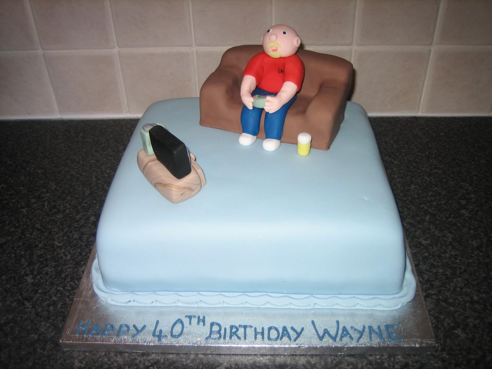 18th Birthday Cake Man Best Cake 2017
