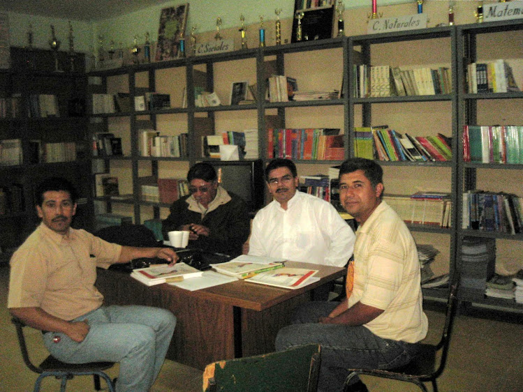 Reunión Academica con maestros de Cultura de la legalidad