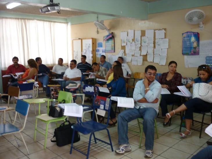 Programa de Sistema Nacional de Formación Continua y Superación Profesional. La Paz BCS abril 2010