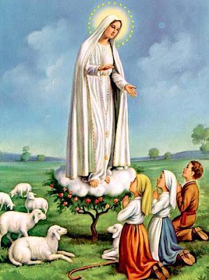 El santo de hoy...Nuestra Señora de Fátima Nuestra+Señora+de+Fatima