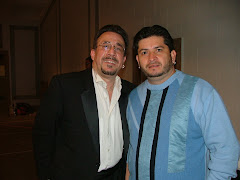 With Bobby Sanabria At IV Encuentro De Coleccionistas De Salsa De New York