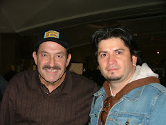 With Eddie Zervigon:Director De La Orquesta Broadway