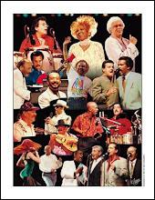 Fania All Stars 1994 Poster