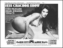 Iris Chacon Poster