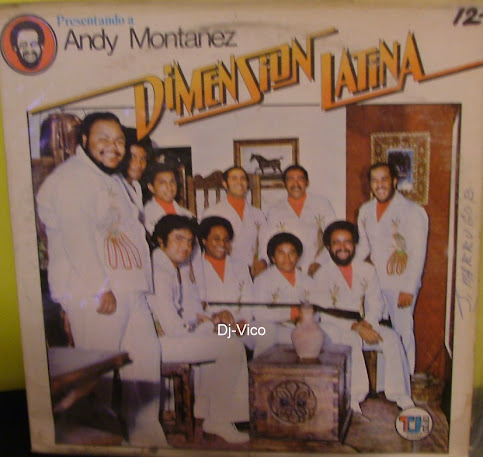 Dimension Latina:Presentando A Andy Montaes