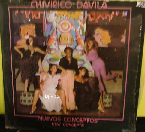Chivirico Davila: Nuevos Conceptos