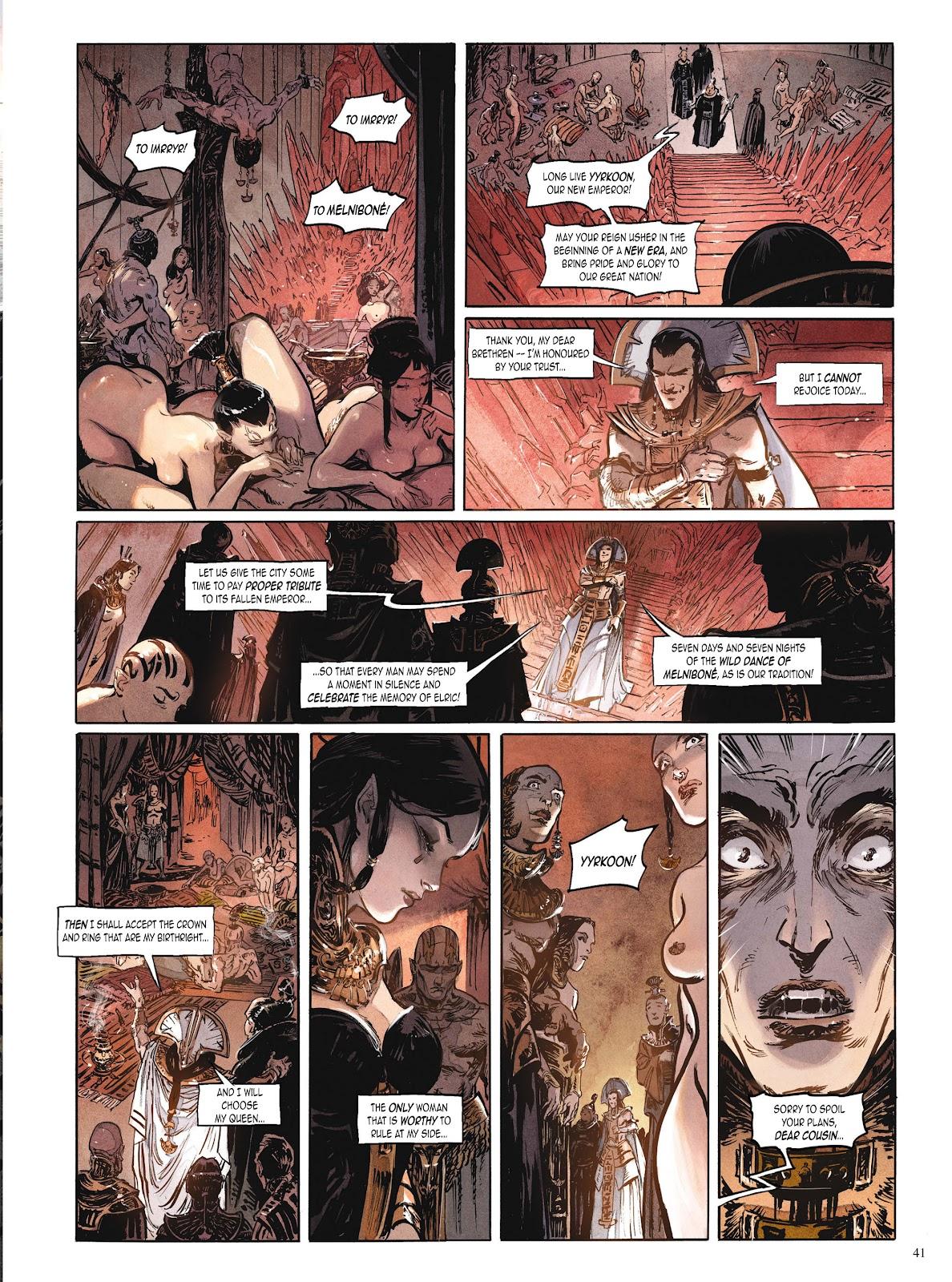 Elric (2014) TPB 1 #1 - English 40