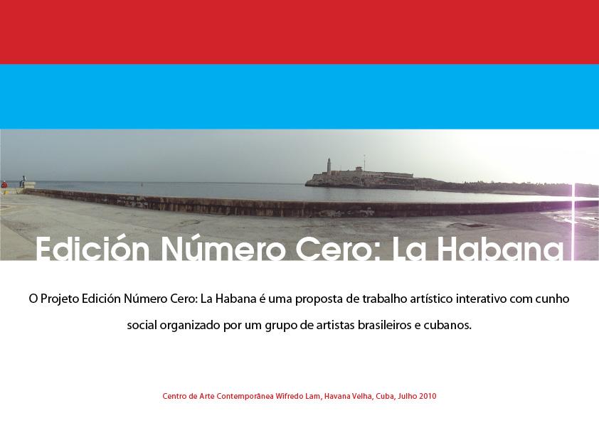 Edición Número Cero: La Habana