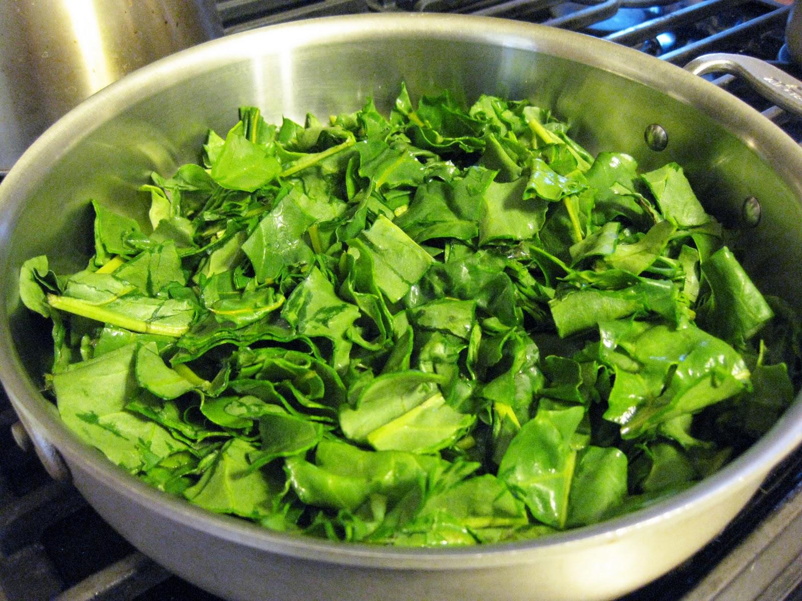 beet greens raw