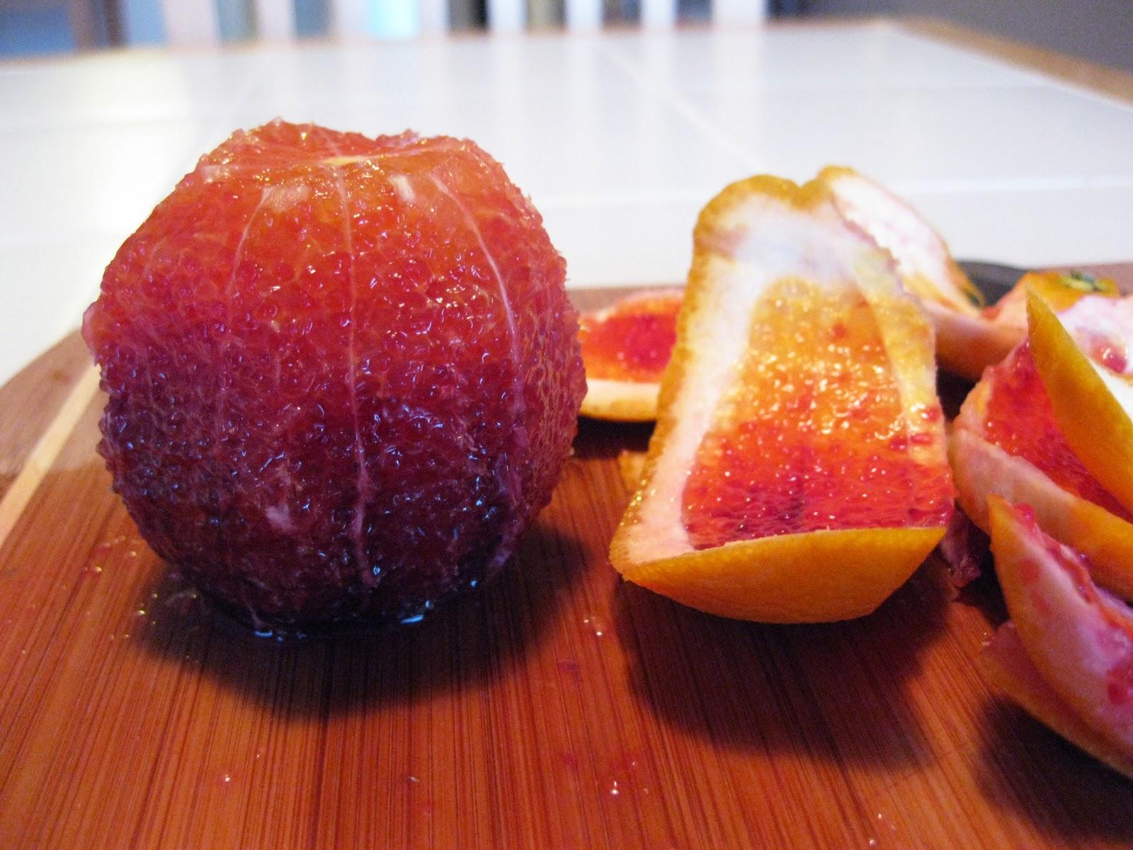 Bloatal Recall: Blood Orange Vinaigrette