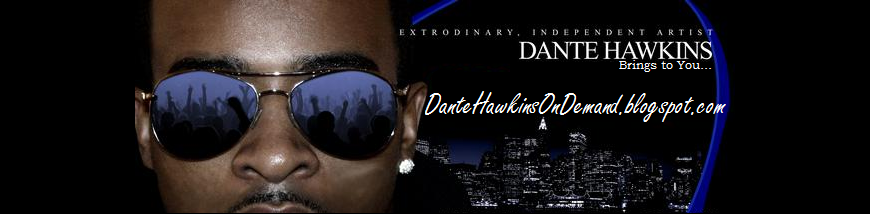 DANTE HAWKINS ON DEMAND