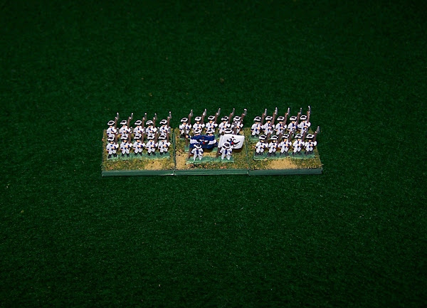 Blau Wurzburg Regiment
