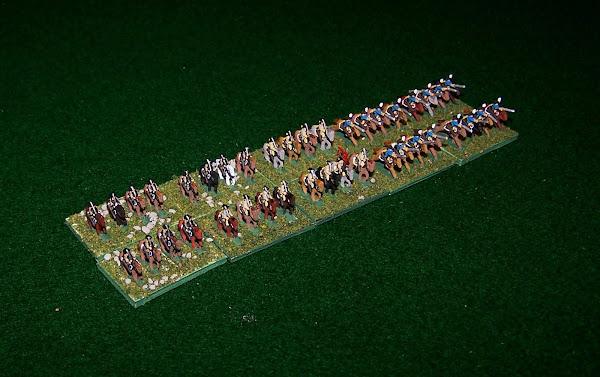 Seydlitz's Brigade