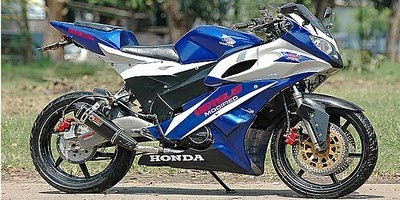 Modification Motor Honda Sports