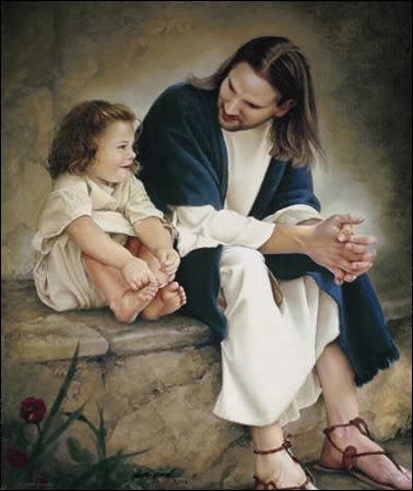 pictures of jesus with children. images of Jesus with the