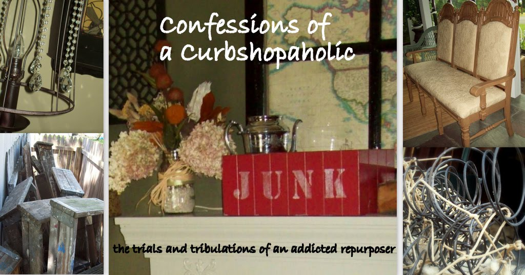 Confessions of a Curbshopaholic