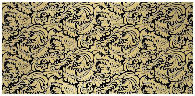 Interiorinstyle blog wallpaper wall stickers at domayne for Black and gold wallpaper for walls