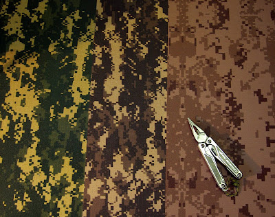 Digital Camo, Military, and Hunting Camouflage Pattern