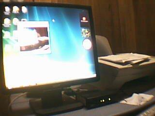 Mi Monitor LCD  y Impresora Multifuncion