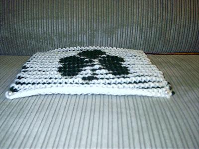 Kerries Page Illusion Knitting Shamrock 1