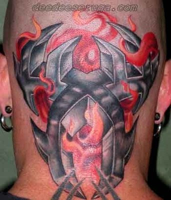 Tribal Tattoos Tribal Tattoos 3d