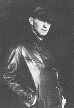 Brecht in Leathers
