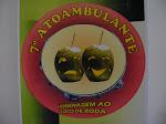 7o. ATOAMBULANTE  - HOMENAGEM AO COCO DE RODA E OS MESTRES