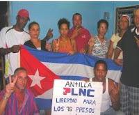 Miembros del PLNC en Antilla