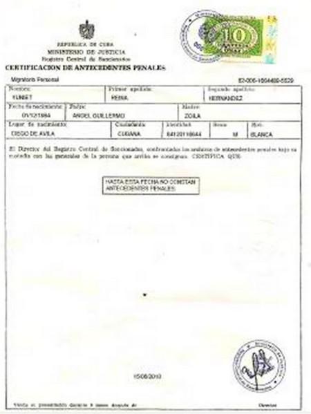 Sin credibilidad el ministerio de justicia desde cuba for Donde queda el ministerio de interior y justicia