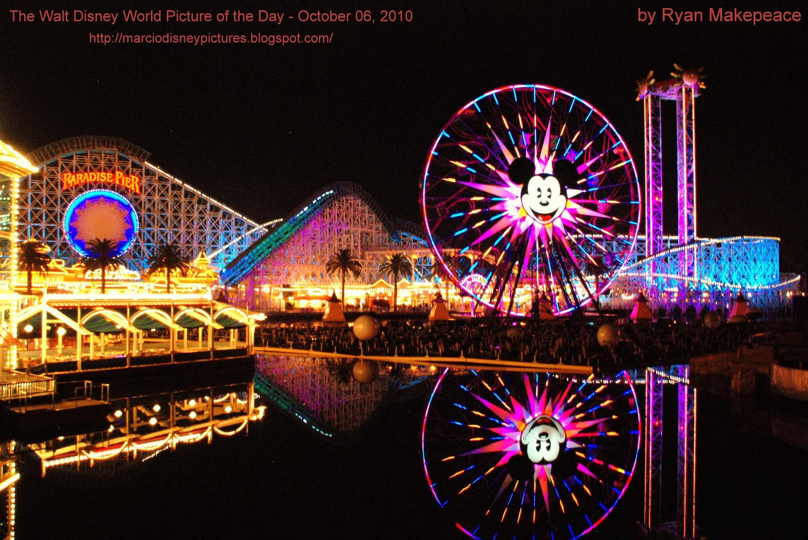 The Walt Disney World Picture Of The Day Disneyland At
