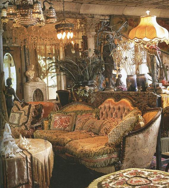 Bohemian Valhalla Interior Alchemy Color Me Speechless