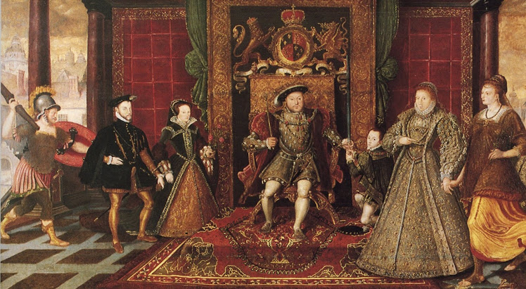 Henry VIII and Family
