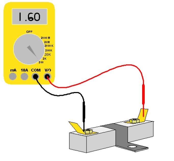 How To Test A Ballast >> Amir Ahmadi Ttec 4826 Testing Ballast Resitors
