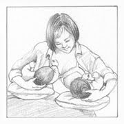 Football Hold Breastfeeding Twins Tips