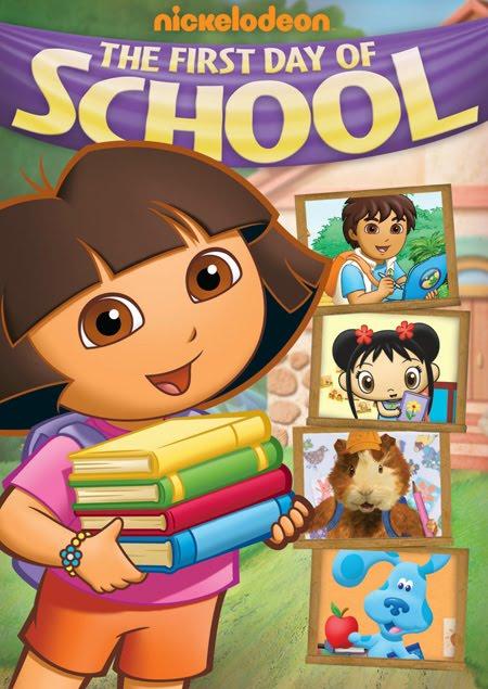 Dora Okulda İlk Günüm Oyunu