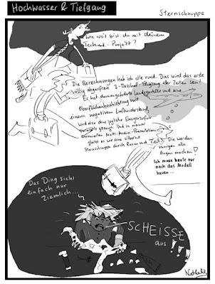 Comic zu Merkmale von Hochbegabung… Verflixte 13…