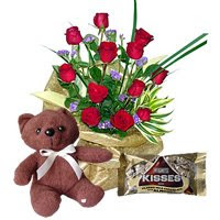 Image of Perfect Gift - SendRegalo.com ~ Send flowers to the Philippines, Send Roses to the Philippines