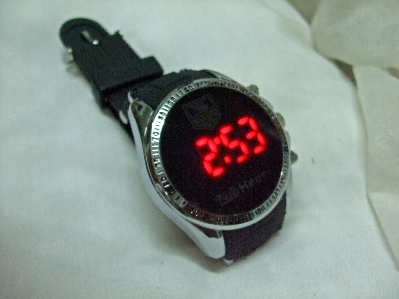 watches for sell tag heuer s chronotimer digital led