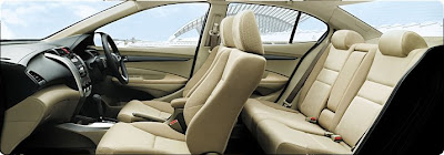 Honda City 2009 Wallpaper Interior 2