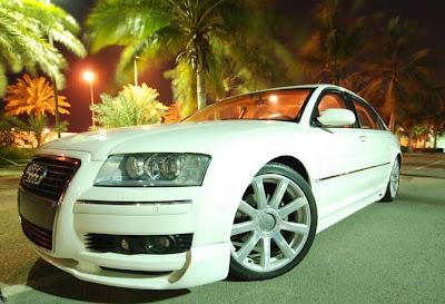 Audi A8 2008 Wallpaper